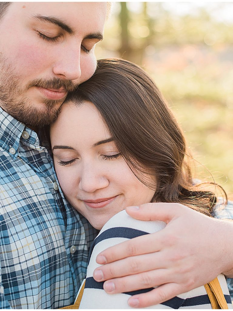 North Carolina Arboretum Engagement Session