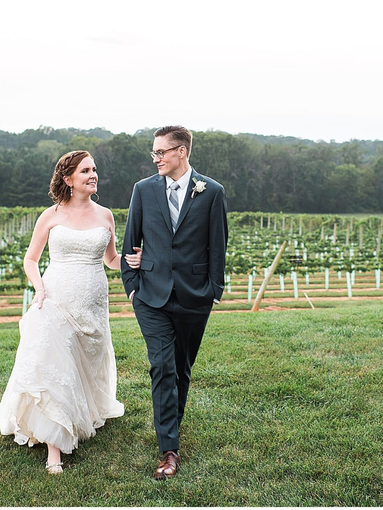 Childress Vineyards Wedding